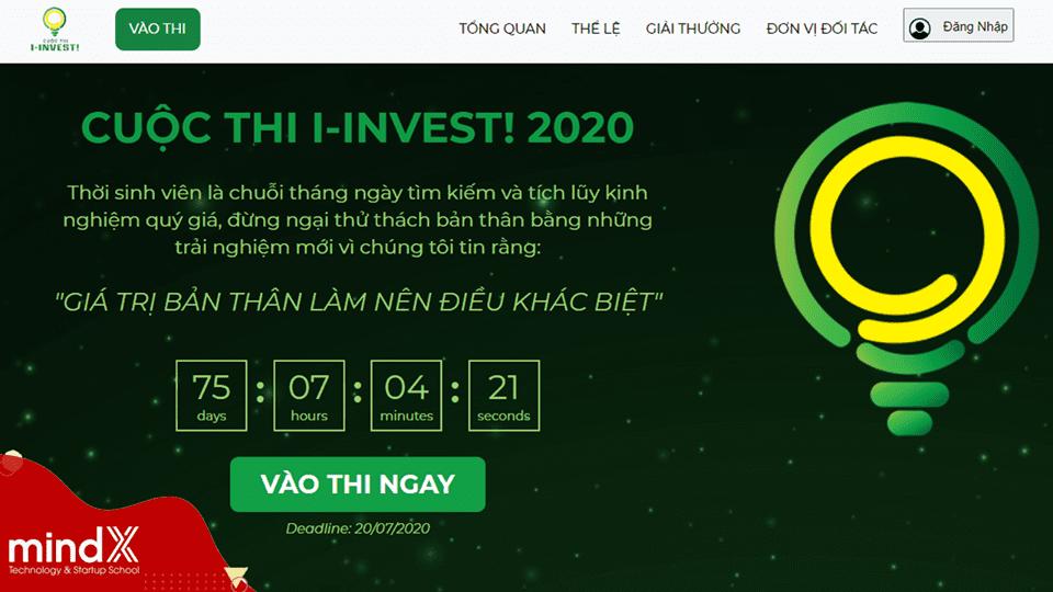 I-INVEST! 2020