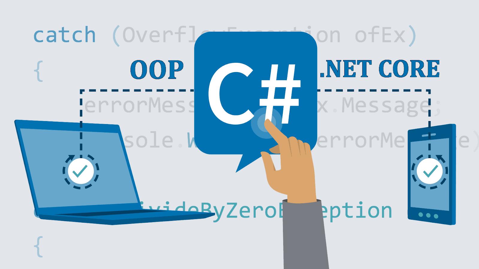 Những lý do khiến bạn muốn học lập trình C# ngay lập tức
