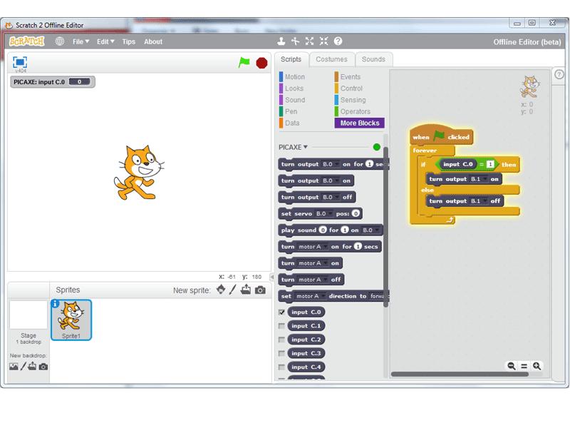 Lập trình căn bản cho trẻ em Scratch