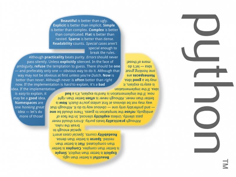 Ngôn ngữ lập trình cơ bản Python