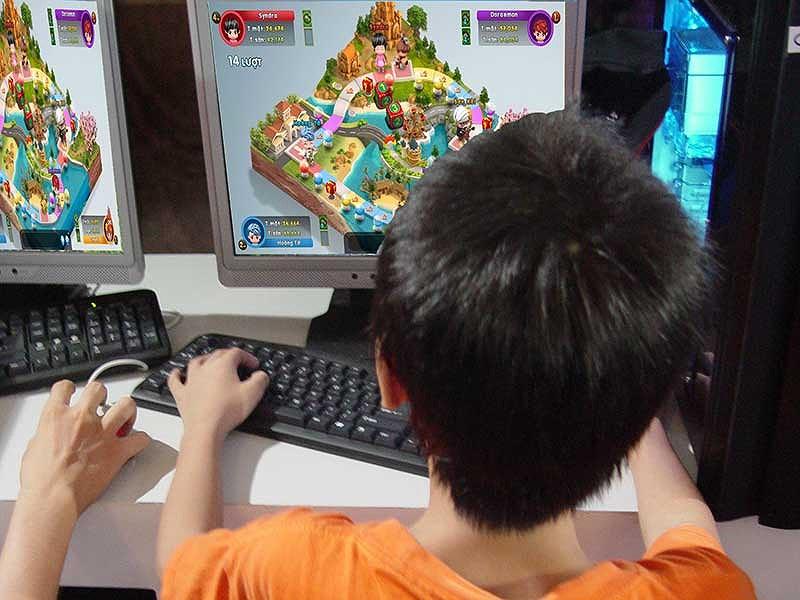 Phân loại lập trình game