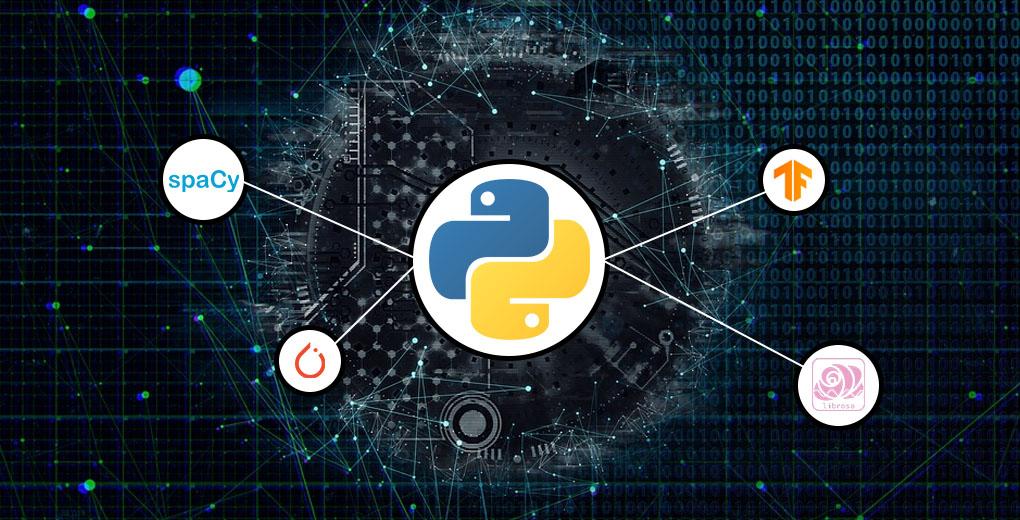 Lập trình trí tuệ nhân tạo python có cộng đồng hỗ trợ lớn