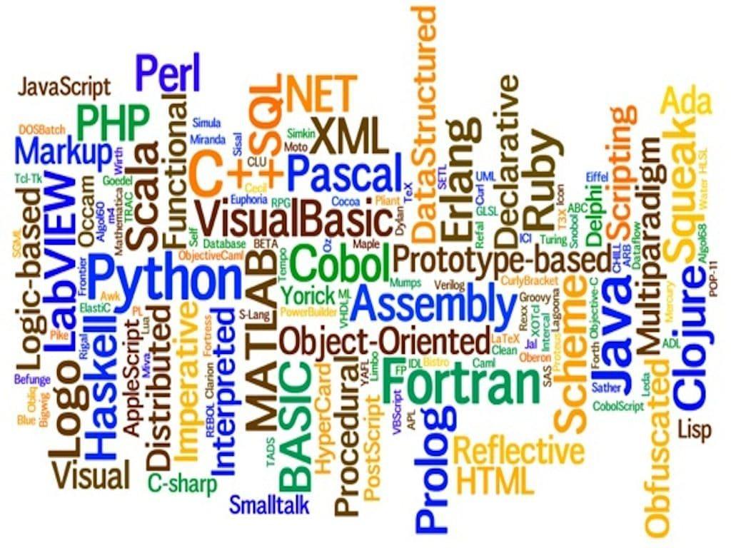 Khái niêm ngôn ngữ lập trình là gì
