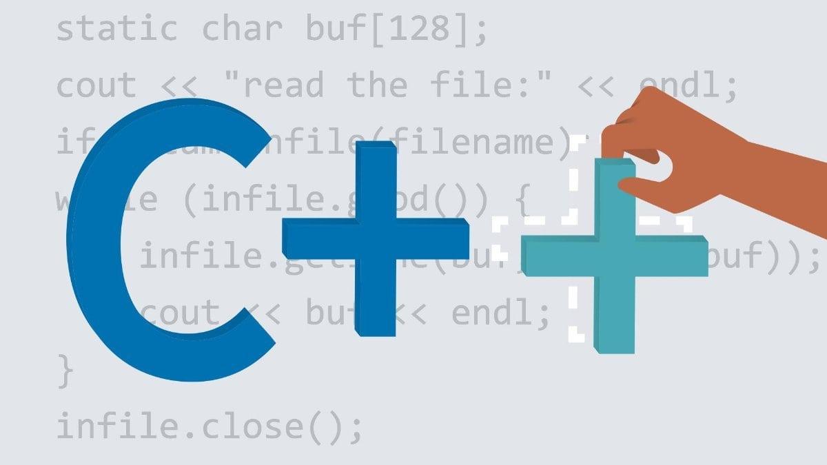 Ngôn ngữ lập trình trí tuệ nhân tạo C++