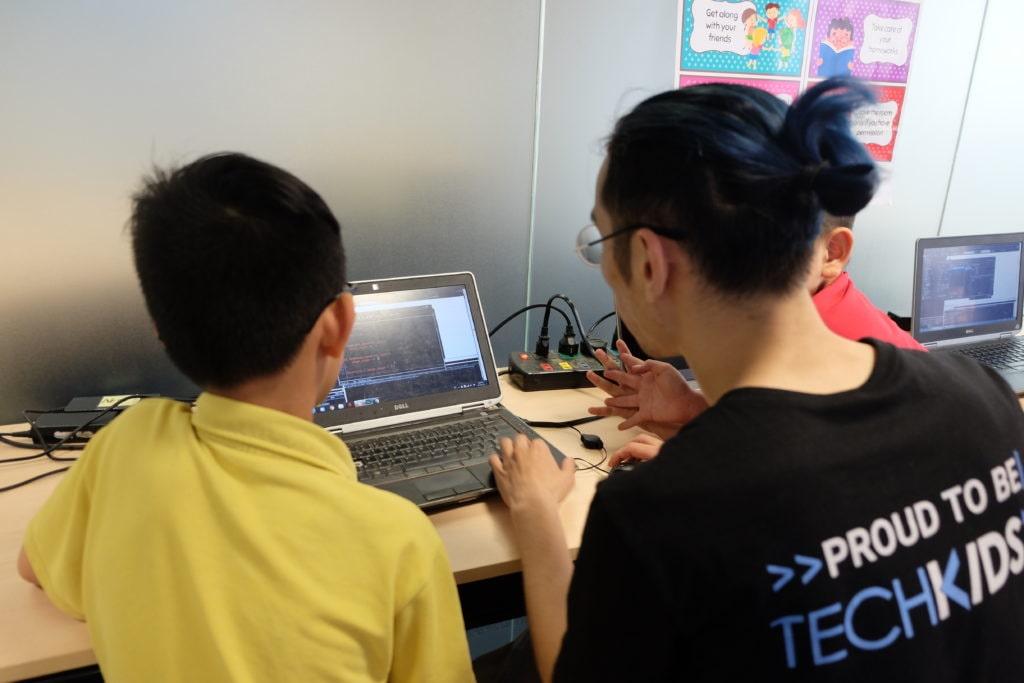 Danh sách các trung tâm đào tạo lập trình web tại Hà Nội cho trẻ em